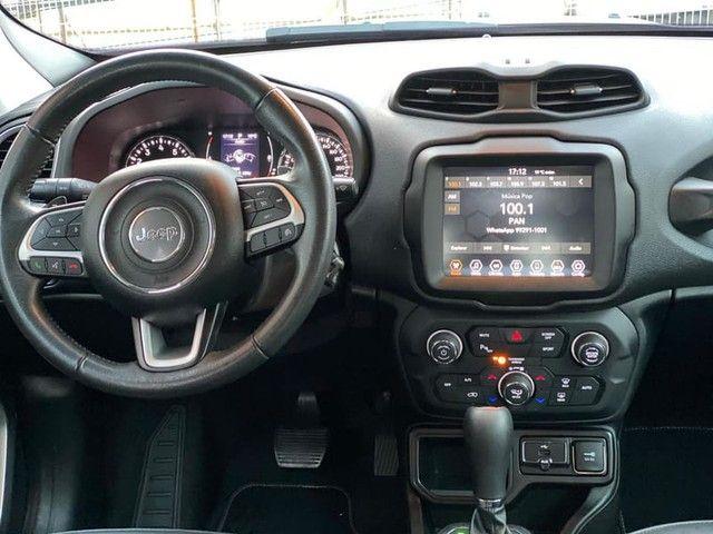Jeep Renegade Longitude 1.8 Aut - Foto 9