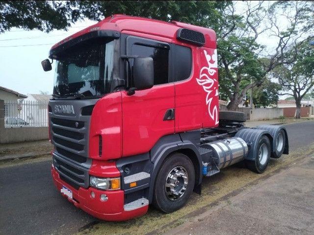 Scania g380 g420 volvo 440 460 r380 man iveco mb carretas - Foto 12