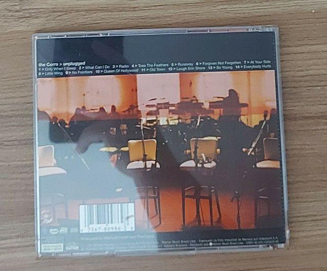 Combo The Corrs unplugged: Cd e dvd - Foto 2