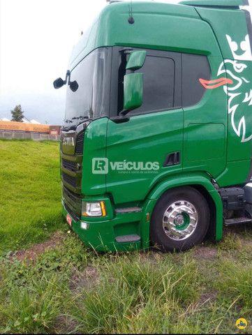 Scania R500 6x4 Suspensão a Molas - Foto 9