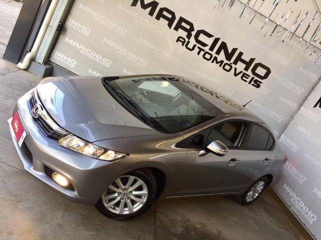 """Civic Sedan LXR 2.0 Flexone 16V Aut. """"Carro Impecável-Pneus Novos"""" - Foto 4"""