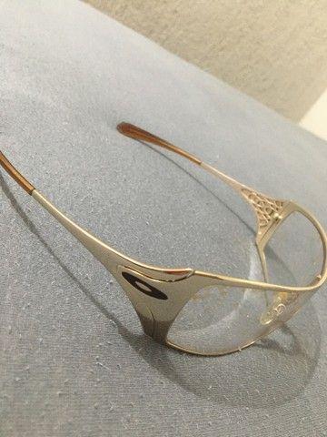 Óculos original Dart oakley feminina usada poucas vezes