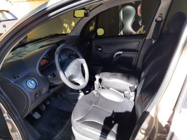 Carro Citroen C3 GLX 1.4 Ano 2012/2012 73.272 KM Rodados Super Conservado!!! - Foto 8