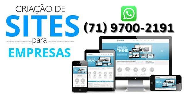 Site/ LogoMarca/ Google Ads/ Loja Virtual p/ Sua Empresa ou Negócio-Recife - Foto 2