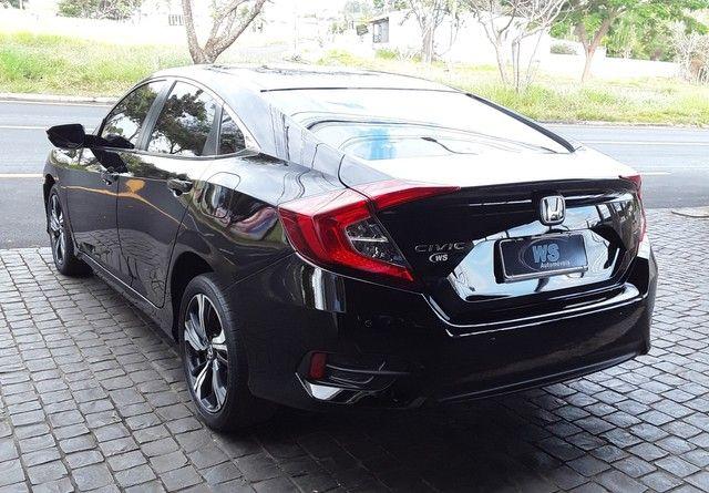 Honda Civic EXL 2.0 Preto - Foto 3