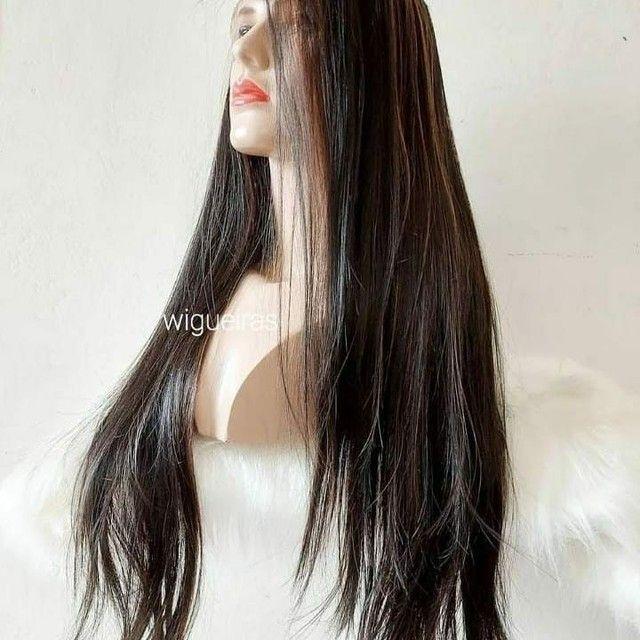 Roupas cabelos