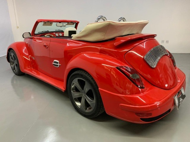 Fusca TT Cabriolet Customizado  - Foto 8