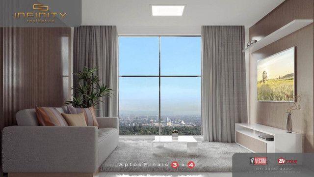 Apartamento Com 3 Suítes - Infinity Residence - Foto 5