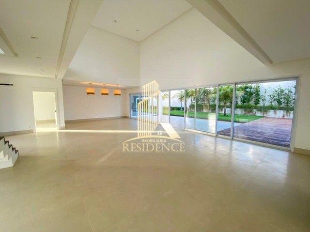 Casa de Luxo Alphaville 1 - Cuiabá - ótima localização no condomínio.  - Foto 2