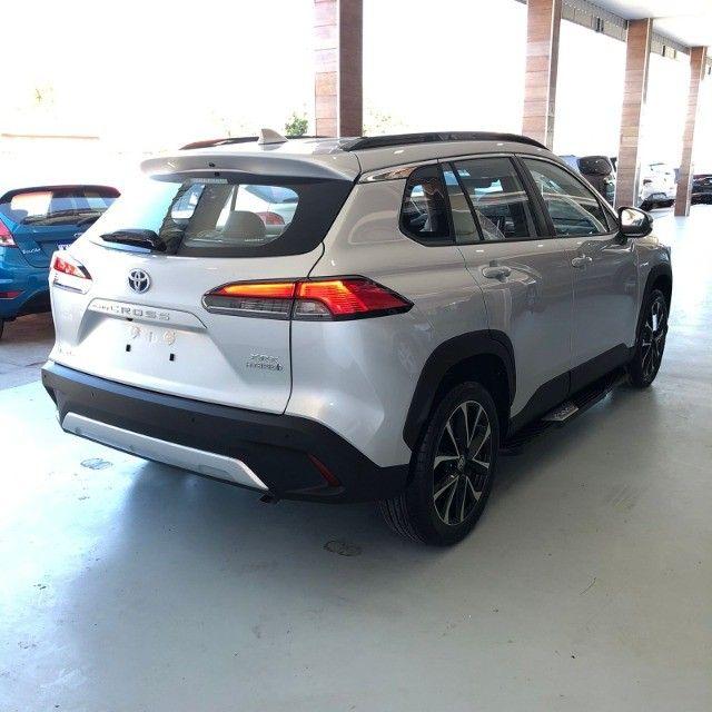 Toyota Corolla Cross Hybrid 2022 0km - Foto 4