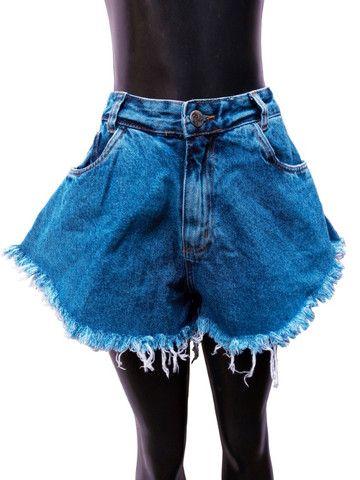 Short Jeans Godês - Foto 2