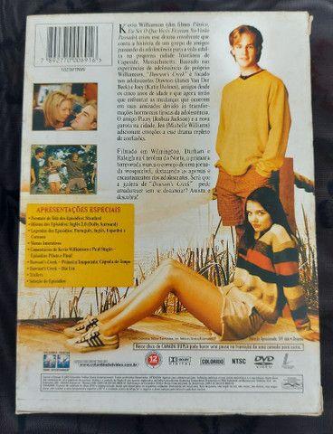 Combo Dawson's Creek: Box Primeira Temporada com 3 dvds + 1 Cd Trilha Sonora - Foto 2