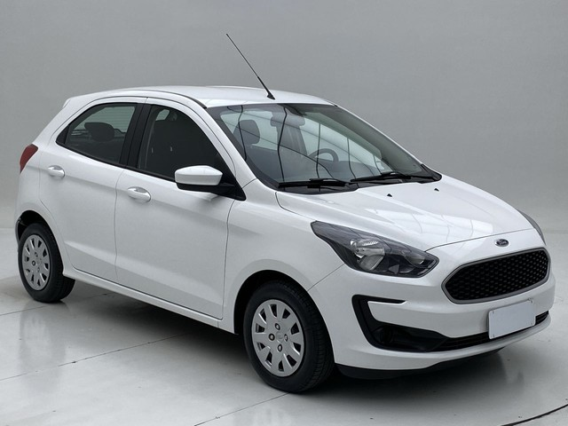Ford KA Ka 1.5 SE/SE PLUS 16V Flex 5p - Foto 4
