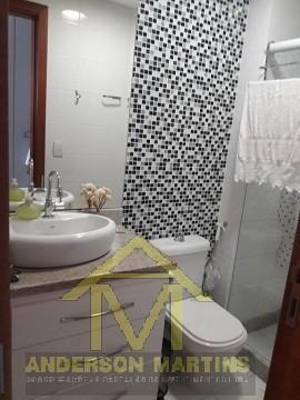 Apartamento à venda com 3 dormitórios em Enseada do suá, Vitória cod:7259 - Foto 4