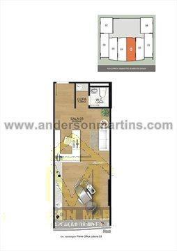 Escritório à venda com 0 dormitórios em Praia da costa, Vila velha cod:4009 - Foto 8