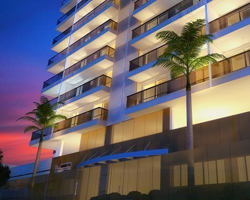 Apartamento à venda com 2 dormitórios em Praia do canto, Vitória cod:3405