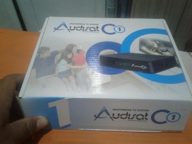 Receptor Audisat C1 HD