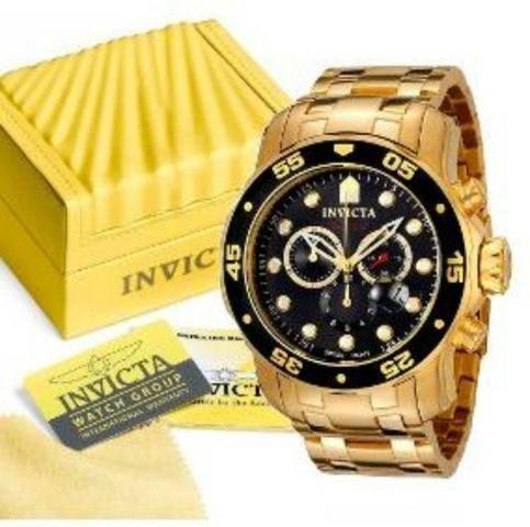 4e62bd26dcb Relógio Invicta Pro Diver 0072 e 0075