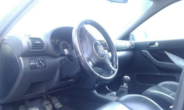 Audi A3 1.8 Turbo 180 cv 2001 4 portas Cambio Manual Sucata Em Peças - Foto 3