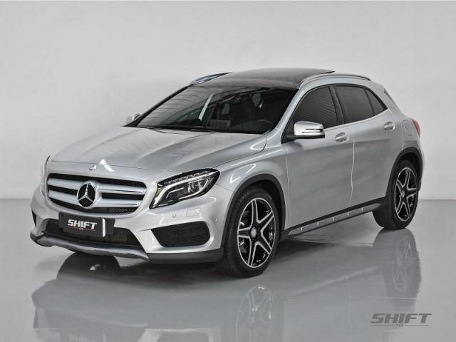 Mercedes-benz Gla Mercedes-benz Cla-250 2017 4.800 km