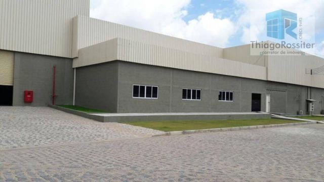 Galpão para alugar, 2550 m² por R$ 25.414/mês - Suape - Ipojuca/PE - Foto 2
