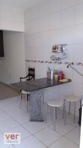 Casa com 2 dormitórios à venda, 99 m² por R$ 170.000 - Messejana - Fortaleza/CE - Foto 7
