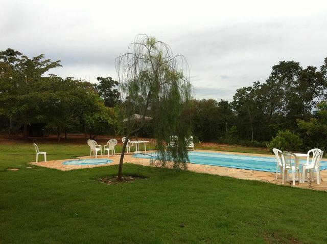 Chácara no Lago de Manso C/ Casa Beira de Rio e Piscina - Foto 8