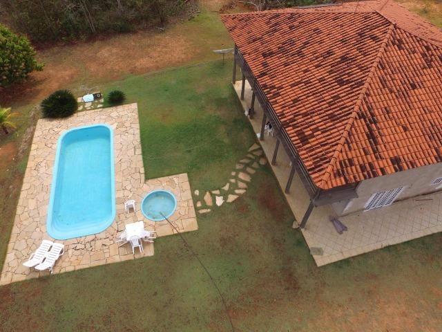 Chácara no Lago de Manso C/ Casa Beira de Rio e Piscina - Foto 10