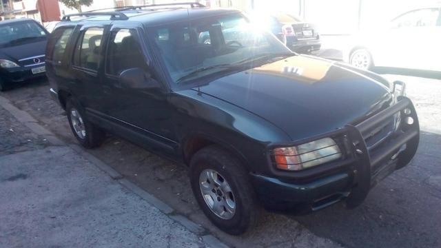 Gm - Chevrolet Blazer DLX 4.3 V6 GNV