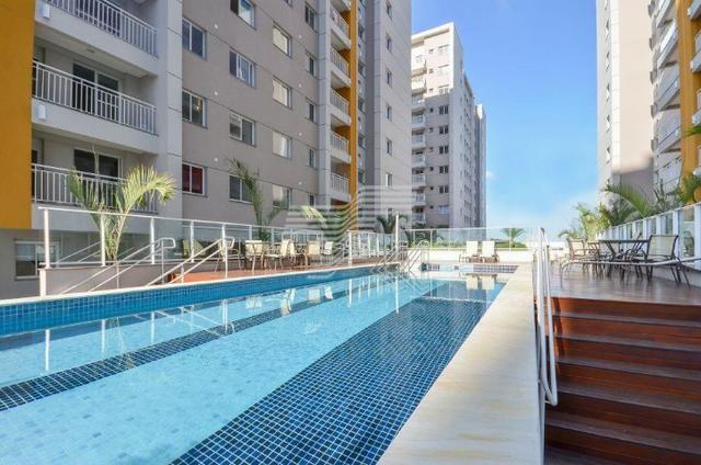 Apartamento com 3 dormitórios à venda, 69 m² por R$ 420.000 - Capão Raso - Curitiba/PR - Foto 17