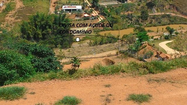Terreno 2700m² - Condomínio Park da Cachoeira, JF