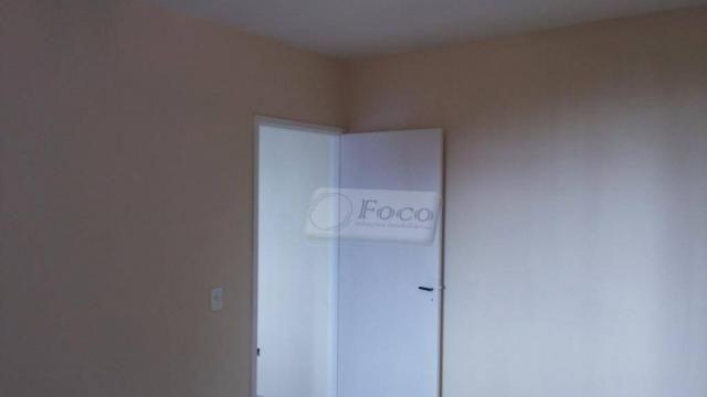 Apartamento com 1 dormitório para alugar, 37 m² por R$ 550/mês - Jardim Albertina - Guarul - Foto 6