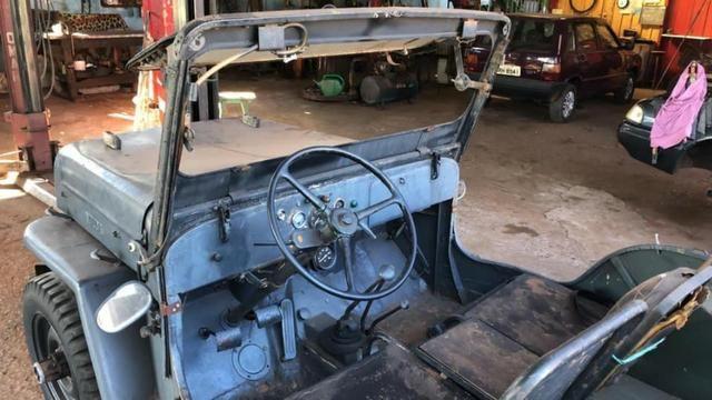"""Willys Jeep CJ-5 1954/1954 """"Coleção"""" - Foto 10"""