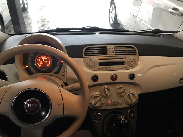Fiat 500 2012 é na talismã Veiculos - Foto 8