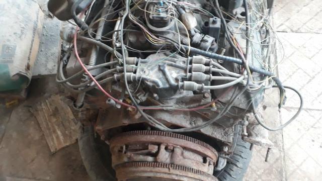 Motor vortek v6 4.3