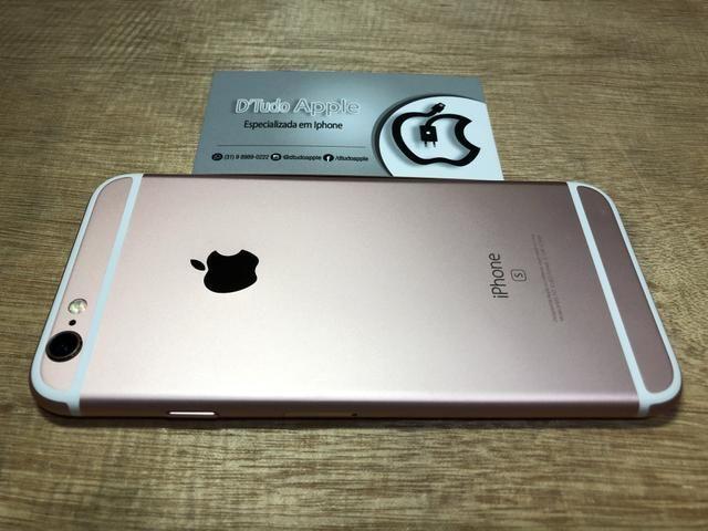 Iphone 6s 32gb sem detalhe 8xR$158 no cartão - Foto 4
