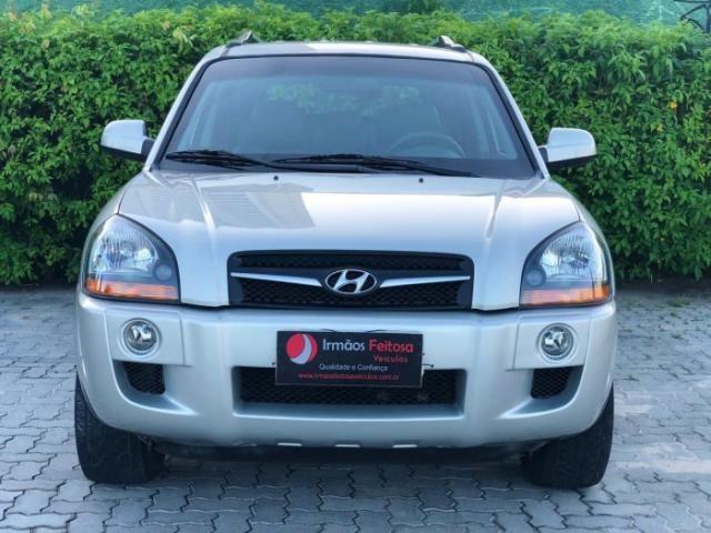 Hyundai tucson 2014 2.0 mpfi gls 16v 143cv 2wd flex 4p automÁtico