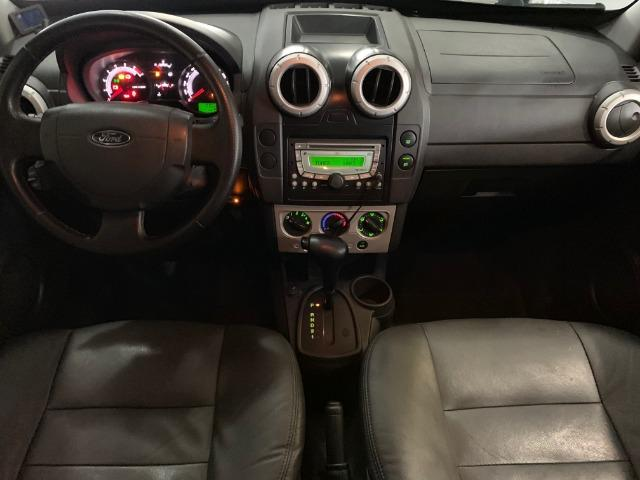 Ford Ecosport XLT 2.0 Automatica 2012 muito nova + GNV, Ipva 2019 Gratis - Foto 8
