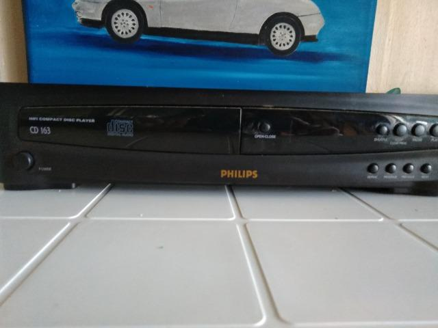 Philips CD Player CD163 - Foto 2