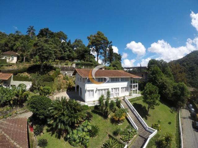 Casa à venda, 457 m² por R$ 3.500.000,00 - Centro - Petrópolis/RJ