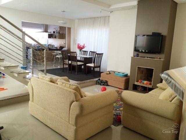 Casa à venda com 4 dormitórios em Estrela, Ponta grossa cod:016 - Foto 2