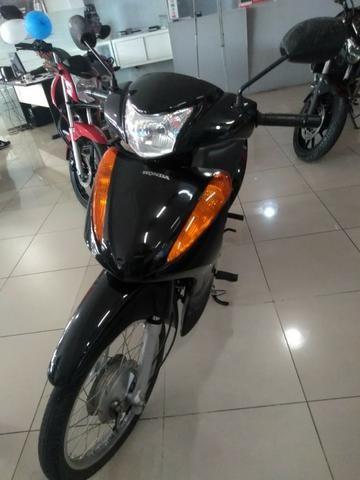 Biz 100 ES 2013 Preta / Linda moto na Yamaha de Sapiranga, consulte! - Foto 3