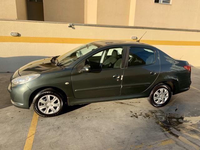 Peugeot 207 1.4 2012 sedan para locação APP/UBER/PARTICULAR ETC - Foto 6