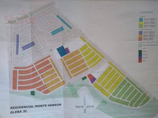 ÁGIO de terreno à venda, 300 m² por R$ 37.000 - Monte Hebron - Uberlândia/MG - Foto 12