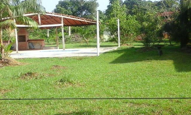 Chácara em condomínio fechado em Benevides Amazon Flora aceito permuta - Foto 13