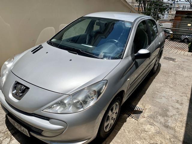 Peugeot 207 1.4 2012 sedan para locação APP/UBER/PARTICULAR ETC - Foto 3