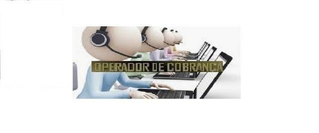 Vaga Analista Cobrança / Callcenter