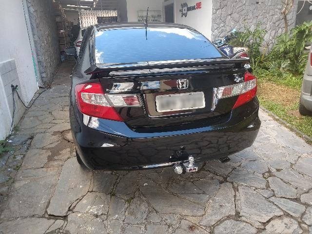 Honda Civic LXS com tudo do LXR - Imperdível - Foto 6