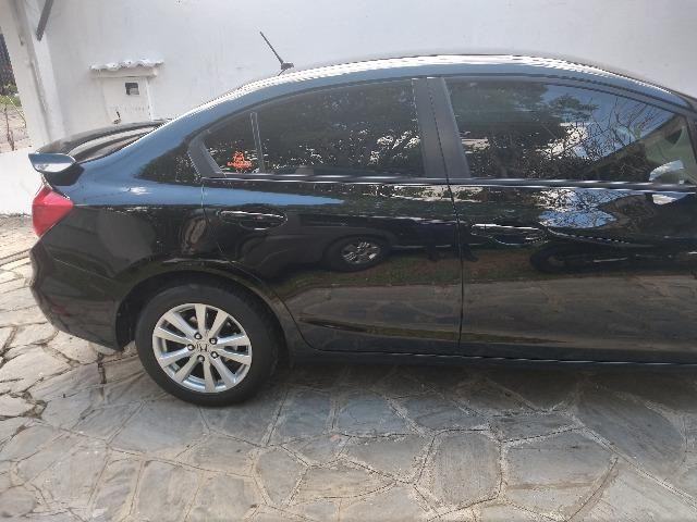 Honda Civic LXS com tudo do LXR - Imperdível - Foto 5