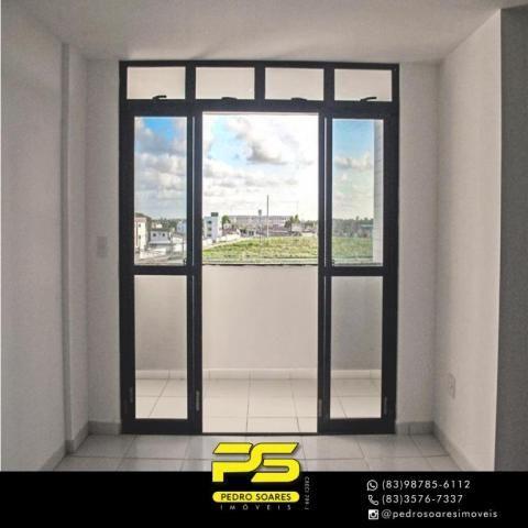 Apartamento com 2 dormitórios à venda, 61 m² por R$ 122.000 - Paratibe - João Pessoa/PB - Foto 5